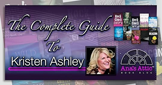 Complete Guide to Kristen Ashley