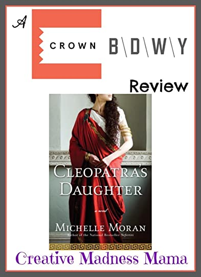 Cleopatra's Daughter Review of the Egyptian Royals Collection on Creative Madness Mama