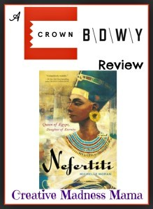 Nefertiti Review from the Egyptian Royals Collection on Creative Madness Mama