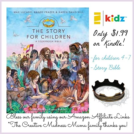 The Story for Children Kindle CMM affiliate link