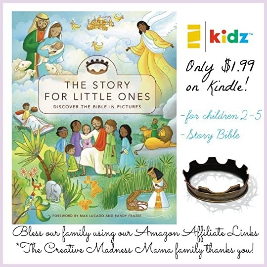 The Story for Little Ones Kindle CMM affiliate link