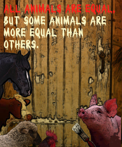 How does Animal Farm realte to our present-day country?