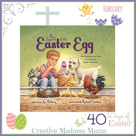 40 Days of Lenten and Easter reads Day 2