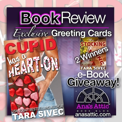 Cupid Has A Heart On Giveaway
