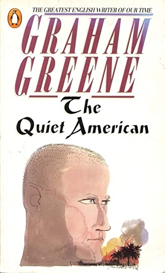 the quiet american by graham greene — reviews  discussion    the quiet american by graham greene — reviews  discussion  bookclubs  lists
