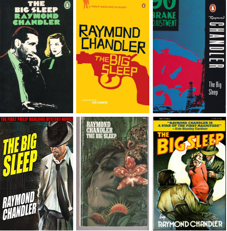 how to write in the style of raymond chandler