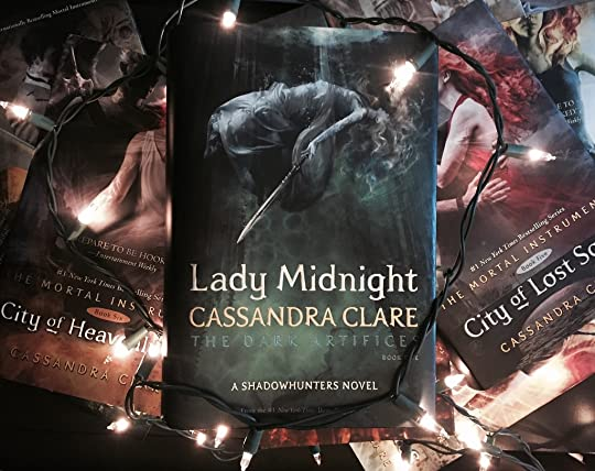 Lady Midnight (The Dark Artifices, #1) by Cassandra Clare ...