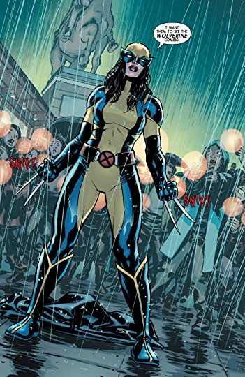 All-New Wolverine, Volume 1: The Four Sisters by Tom Taylor ... X 23 Marvel