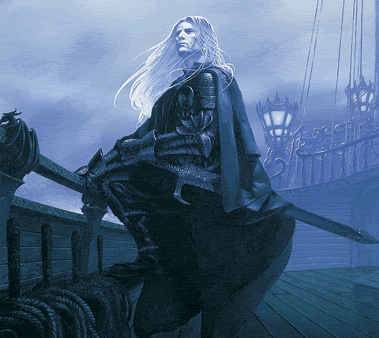 elric alone