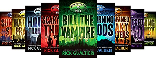 The Tome of Bill Series