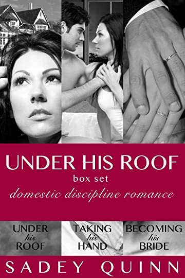 Under His Roof Box Set Cover