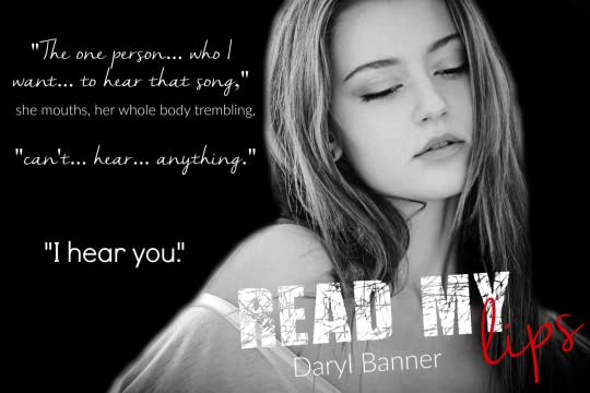 Image result for Read My Lips by Daryl Banner