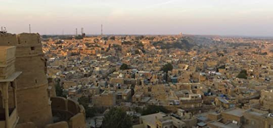 jaisalmer view from top