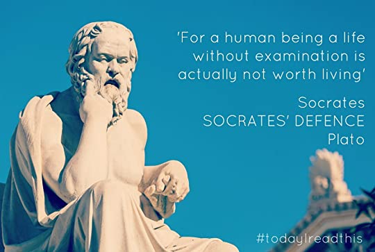 an analysis of the guilt of socrates Socrates' understanding of his trial leads us to his idea of the nature of philosophy investigate whether socrates thinks he is guilty or not.