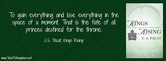 Kings Rising Quote