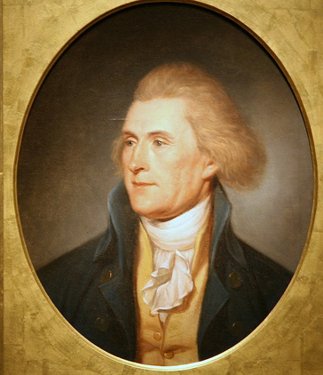 Beth Trissel's Blog - Thomas Jefferson–Foe of Tyranny ...