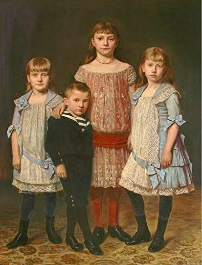 Four siblings in their Sunday clothes 19th century.jpg