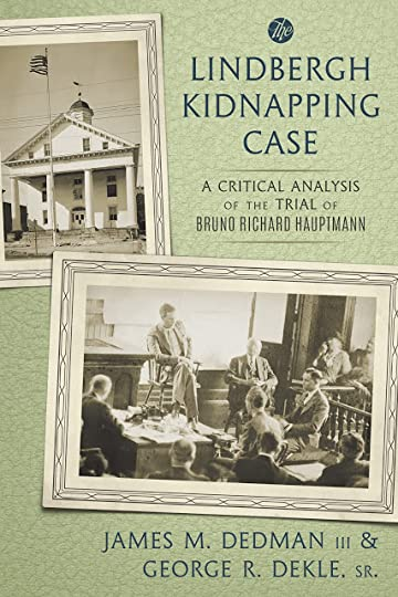 an analysis of the hauptmann case Much of the post-trial analysis of the lindbergh kidnapping case has been directed towards ascertaining whether bruno richard hauptmann, as opposed chapter xx ahlgren, gregory monier, stephen // crime of the century1993, p242.