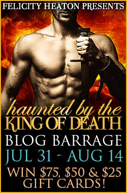Haunted by the King of Death Blog Barrage