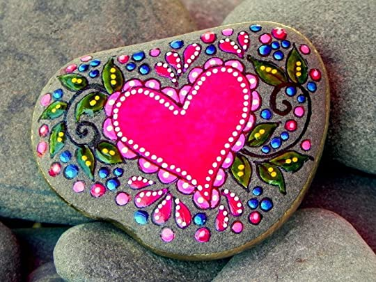 Painted Love Rocks Painted Love Rocks - even better than Pokemon Go? 3d14f2cf957896cad1576dc17af4b4c9