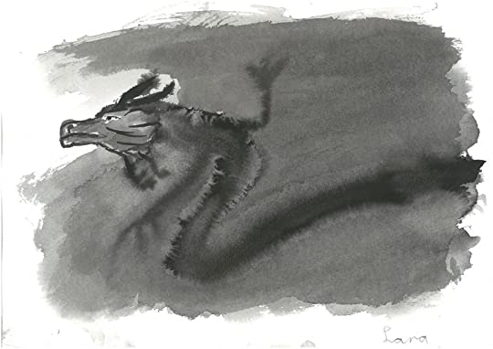 dragon picture by Lara