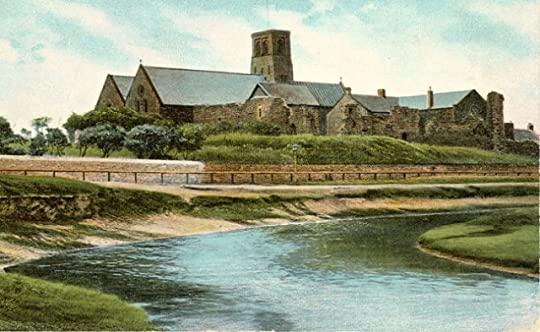 St Paul's Church, Jarrow.