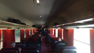 French Railway Carriage