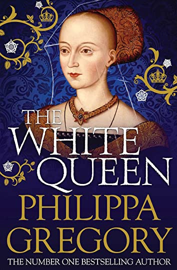 The White Queen cover