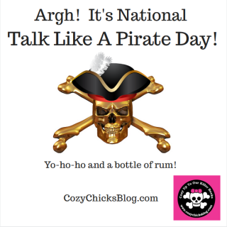 9-19 Talk Like A Pirate Day
