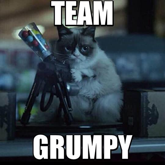 Image result for I'm grumpy and you love it