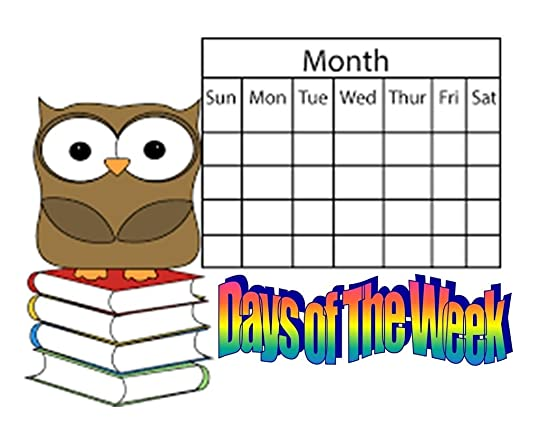 The Lost Challenges - Spell Out Challenges: Days of The Week Spell ...
