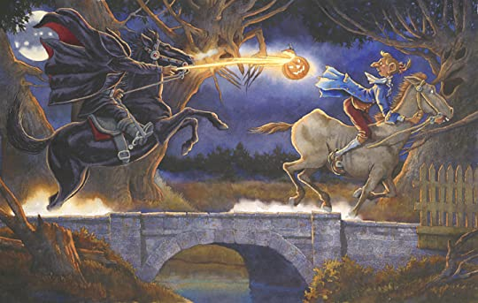 a review of the legend of sleepy hollow As the movie progresses and the plot takes over, sleepy hollow overdoses on   dvd review  adapting washington irving's classic short story the legend of  sleepy hollow, burton recasts ichabod crane (as embodied by.