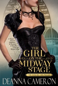 The Girl on the Midway Stage by DeAnna Cameron