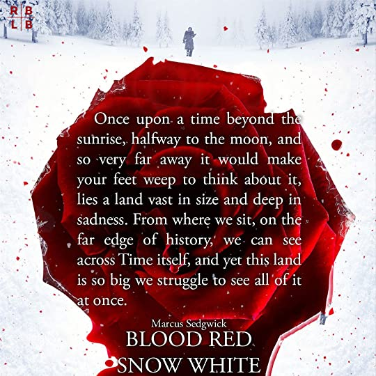 book review on blood red snow
