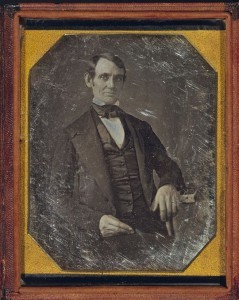 Abraham Lincoln, 1846 or 1847 (Library of Congress)