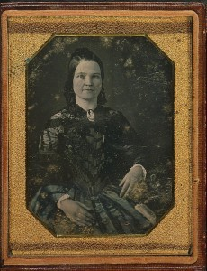 Mary Lincoln, 1846 or 1847 (Library of Congress)