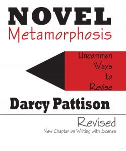 The popular workbook for Darcy Pattison's Novel Revision Retreat is Novel Metarmorphosis: Uncommon Ways to Revise. Hurrah! It's now available as an ebook.   MimsHouse.com