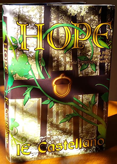 Hope by IE Castellano hardcover version