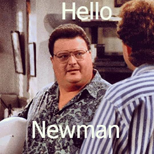 Image result for newman seinfeld christmas