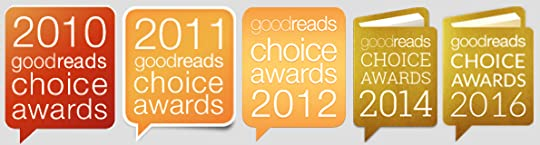 Image result for goodreads choice 2017