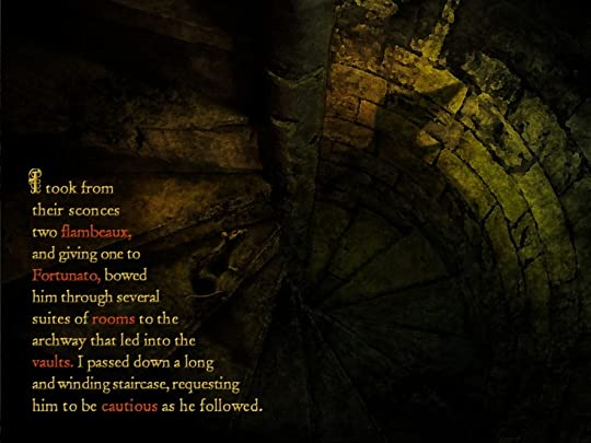 the cask of amontillado book report The cask of amontillado by edgar allan poe +  of something dark or evil hidden beneath the surface the cask of amontillado – minute book report the cask.