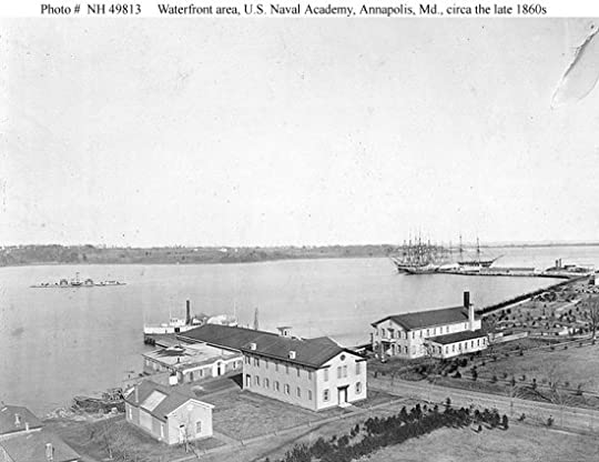 The United States Naval Academy The Early Years