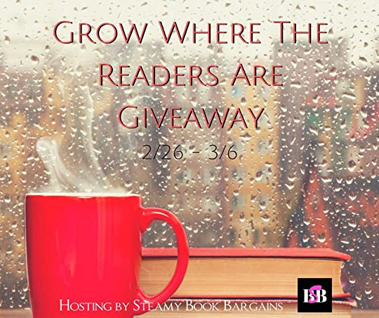 Grow Where Your Readers Are