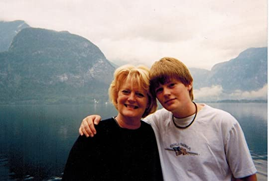Nathan and I took a trip to Austria and Poland by ourselves when he was 15 and cherished our memories forever burnished in our souls.