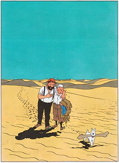 tintin the crab with the golden claws pdf