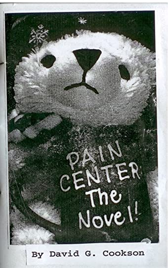 Pain Center black and white