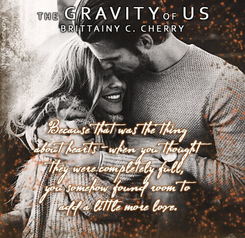 Image result for The Gravity of us by