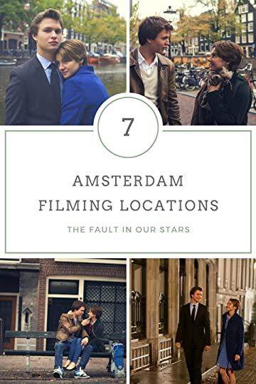 amsterdam filming locations the fault in our stars