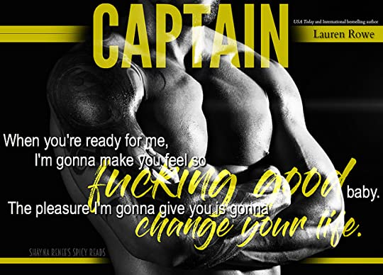 Image result for captain by lauren Rowe