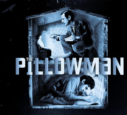 review the pillow man The olivier winning pillowman comes to broadway  long after the black curtain with its pillow-like edging and  review of the pillowman in.